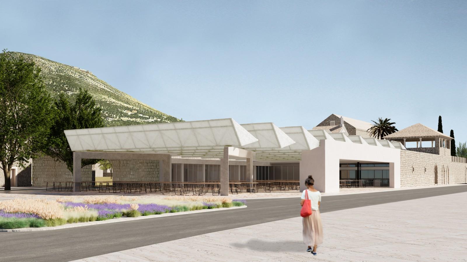 Ishođena građevinska dozvola za rekonstrukciju tržnice u Gružu