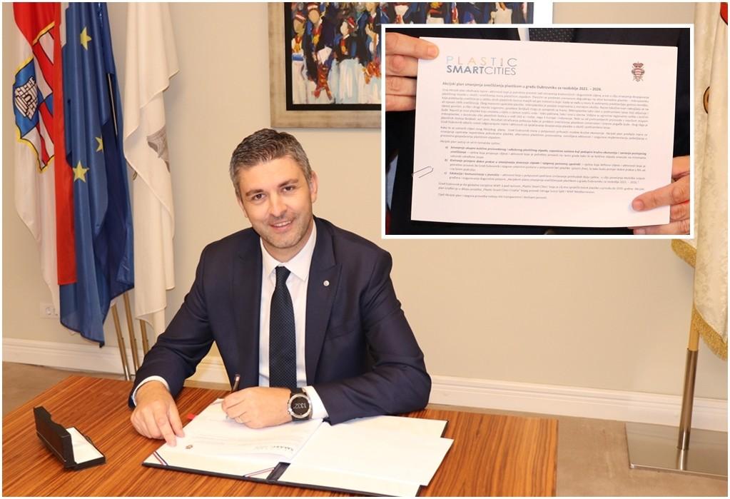 Donesen prvi gradski Akcijski plan za smanjenje onečišćenja plastikom u Hrvatskoj