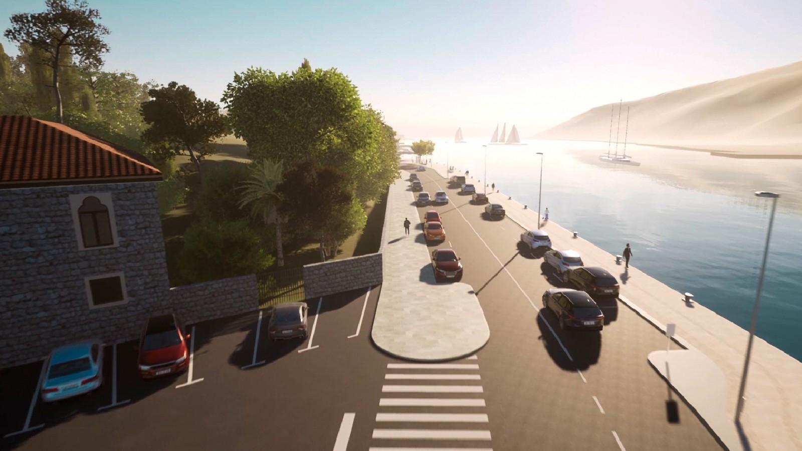 Nova potvrda ispravnosti građevinske dozvole za Lapadsku obalu od Upravnog suda u Splitu