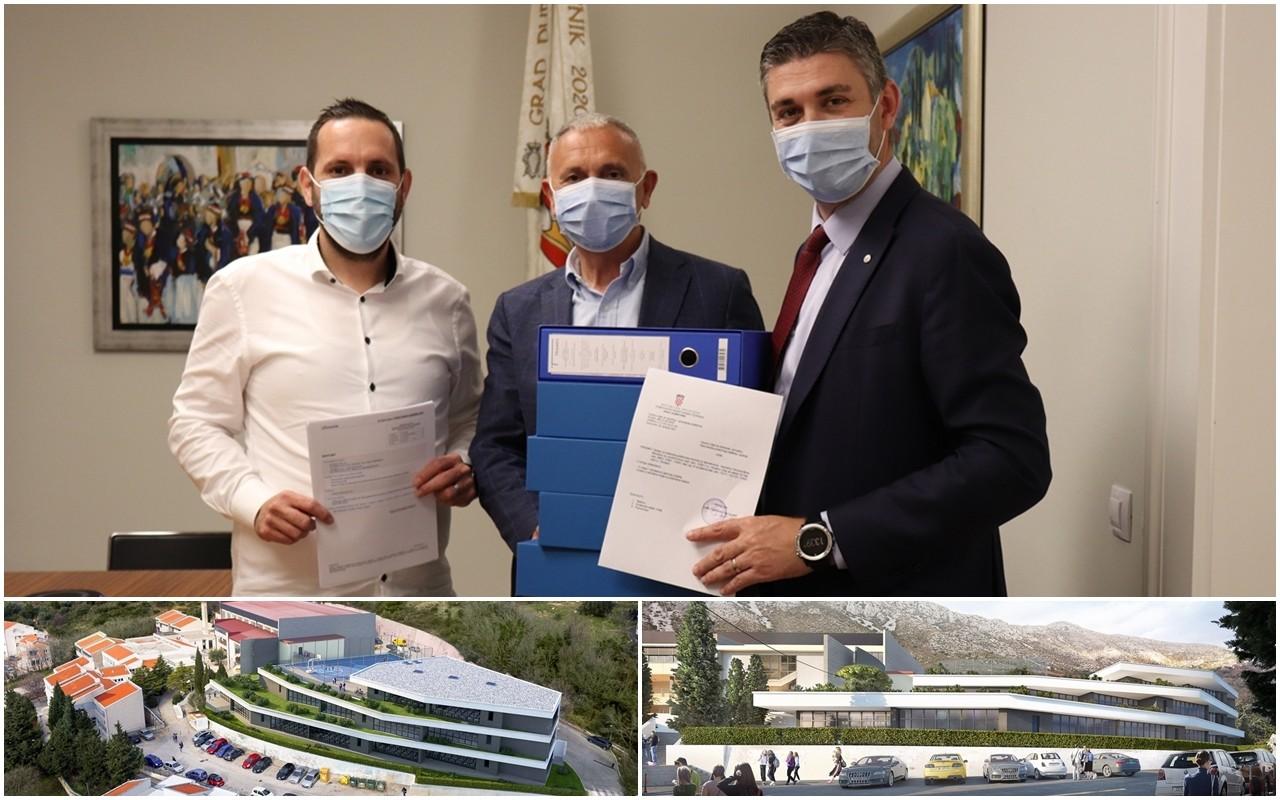 Predana građevinska dozvola za dogradnju škole u Mokošici