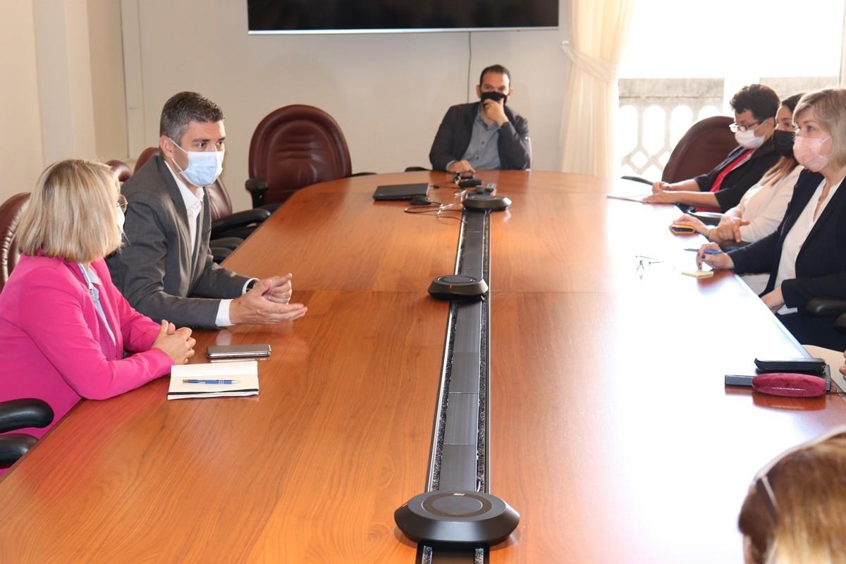 Gradonačelnik se sastao s ravnateljicama škola i vrtića
