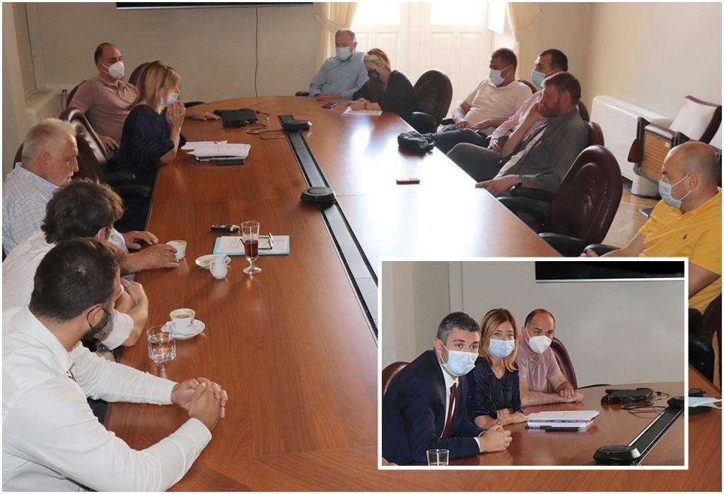 Sastanak pred konstituirajuću sjednicu novog Gradskog vijeća