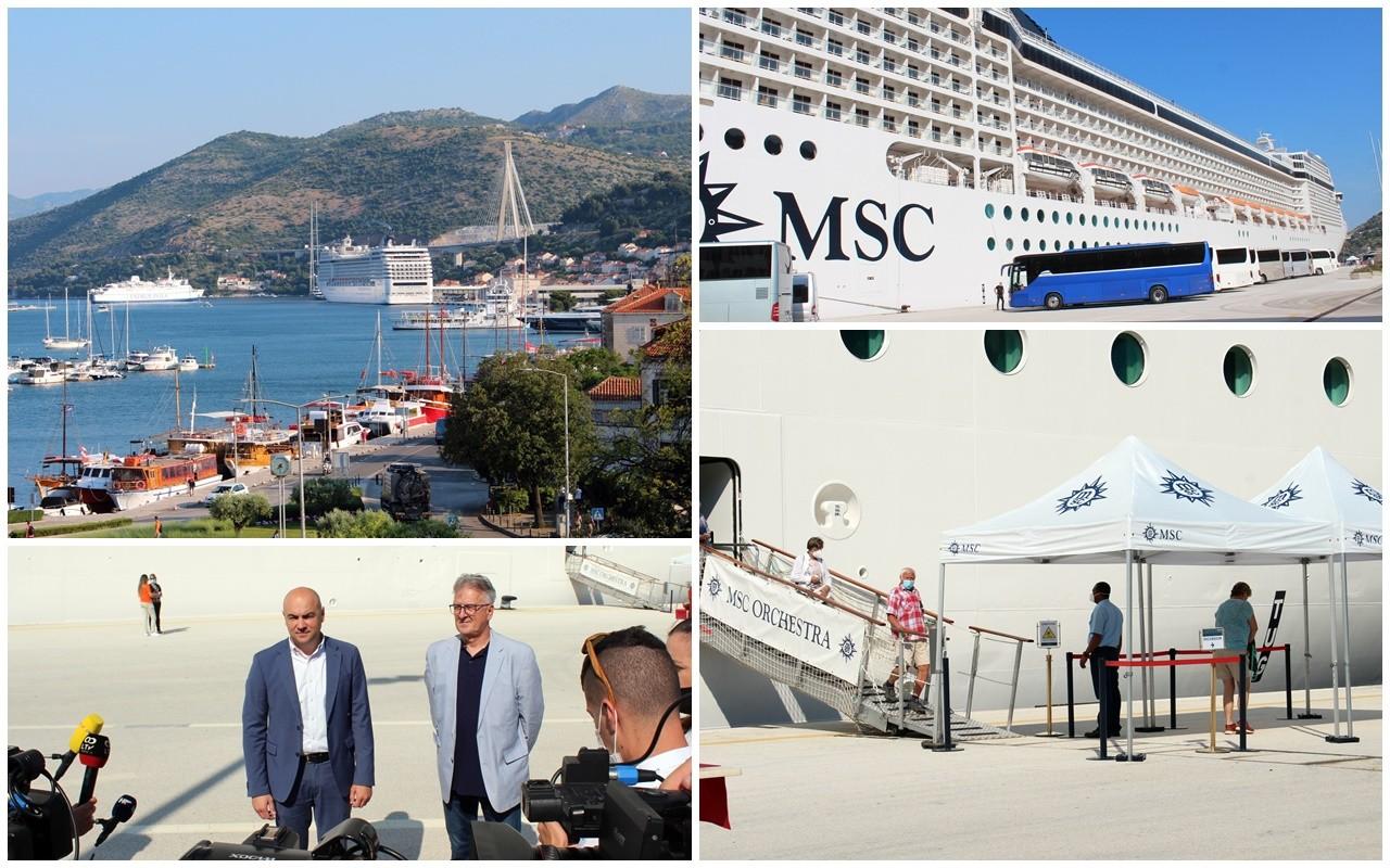 Stigao prvi ovogodišnji cruiser MSC Orchestra