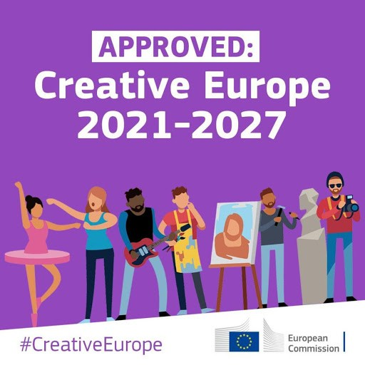 KREATIVNA EUROPA (2021. – 2027.) – POTPROGRAM KULTURA
