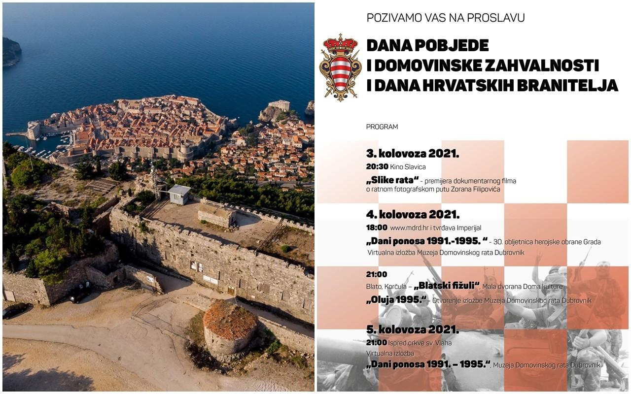 Program uz Dan pobjede i domovinske zahvalnosti i Dan hrvatskih branitelja