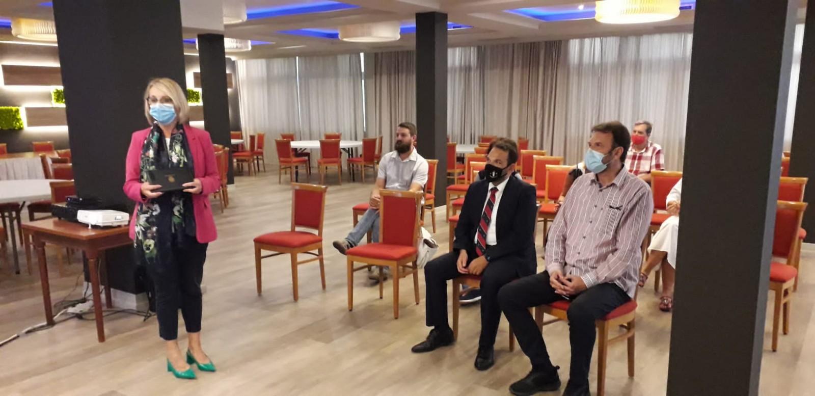 U Dubrovniku održan poslovni sastanak Hrvatske mreže zdravih gradova na temu