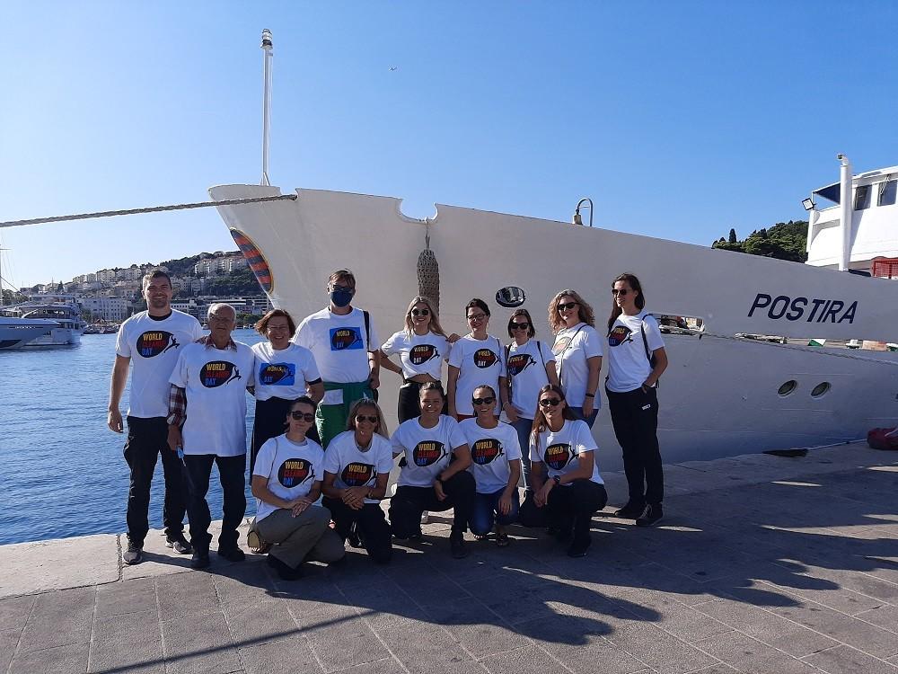 Jubilarna deseta Zelena čistka u sklopu Svjetskog dana čišćenja - World CleanUp Day - u Gradu i na otocima