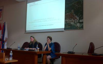 Održano javno izlaganje o Prijedlogu Urbanističkog plana uređenja 'Bosanka' u sklopu ponovljene javne rasprave