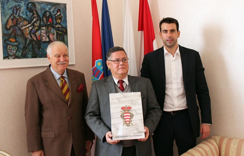 Paragvaj zainteresiran za suradnju s Gradom Dubrovnikom