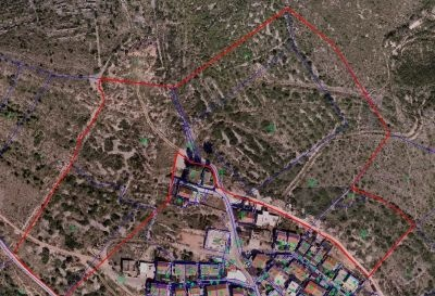 Obavijest o početku izradbe Detaljnog plana uređenja stambenog naselja za branitelje na Nuncijati