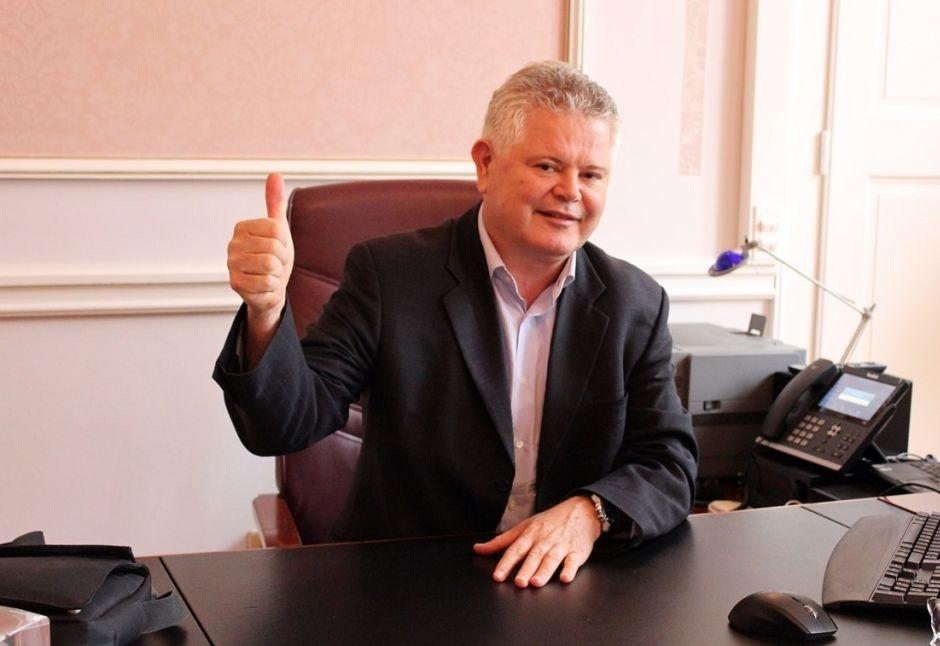 Gradonačelnik Vlahušić preuzeo dužnost