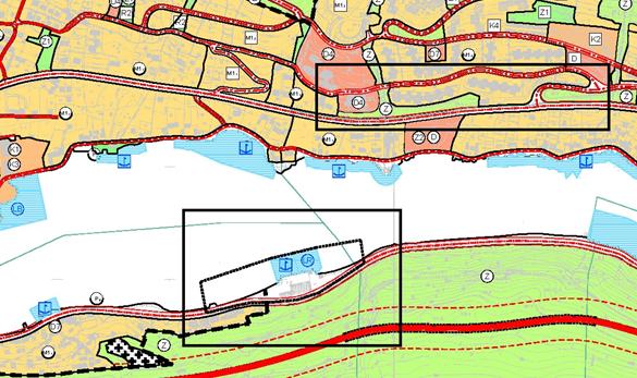 Obavijest o početku izrade IV. Izmjena i dopuna Generalnog urbanističkog plana Grada Dubrovnika