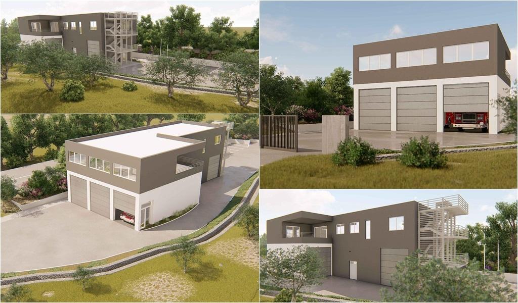 Izrađen glavni projekt novog vatrogasnog doma u Zatonu, prijavljen na financiranje iz EU fondova