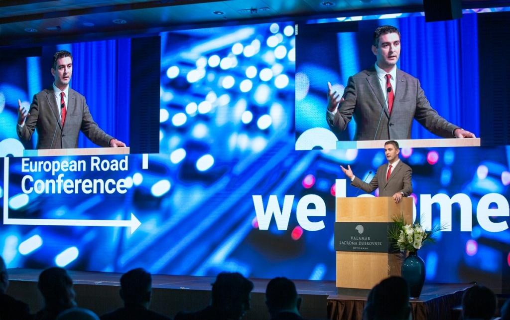 Dobrodošlica Europskoj konferenciji o cestama