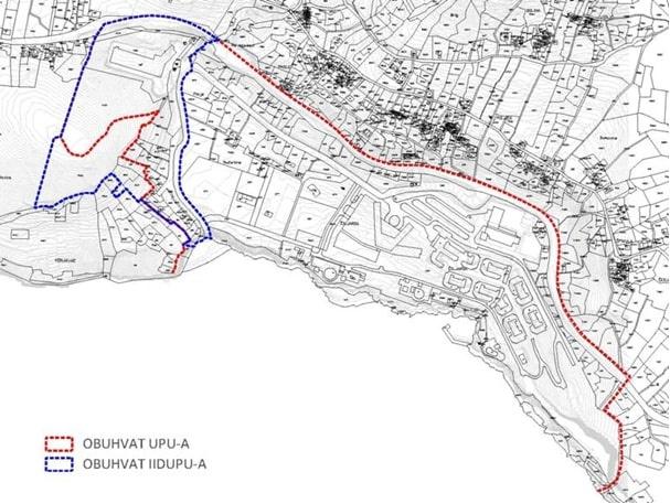 Obavijest o početku izrade Izmjena i dopuna Urbanističkog plana uređenja Turističke zone Orašac - Vrtovi sunca