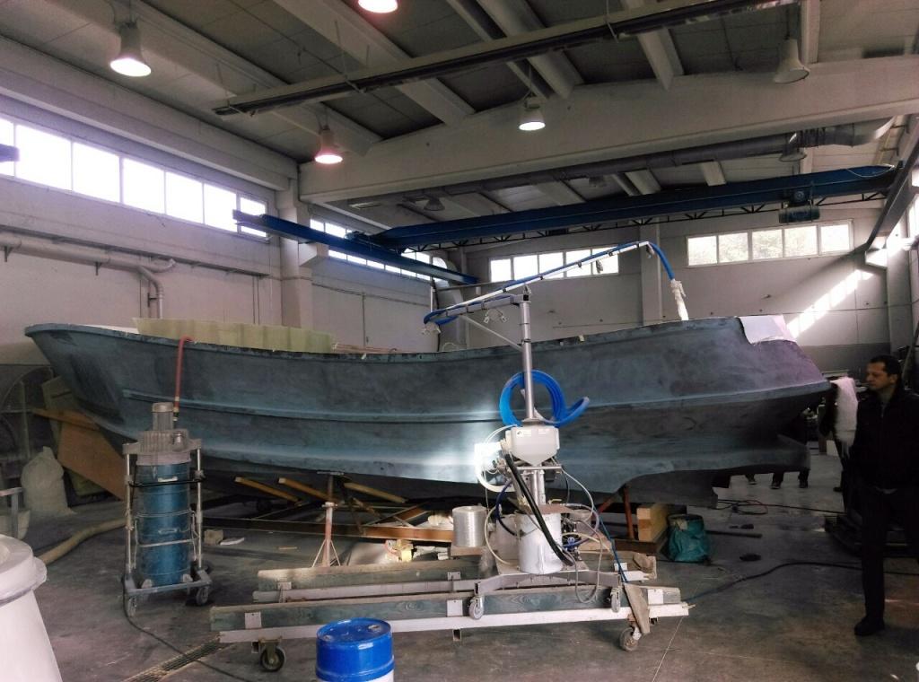 Gradi se vatrogasni brod, u Luku Gruž stiže za pet mjeseci