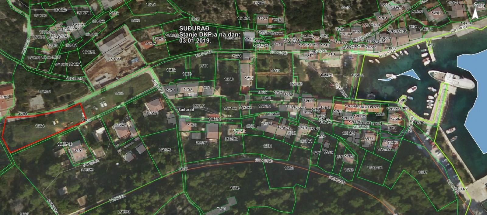 Grad Dubrovnik će park sa sportskim i dječjim igralištem u Suđurđu urediti na zemljištu ustupljenom od Vlade RH