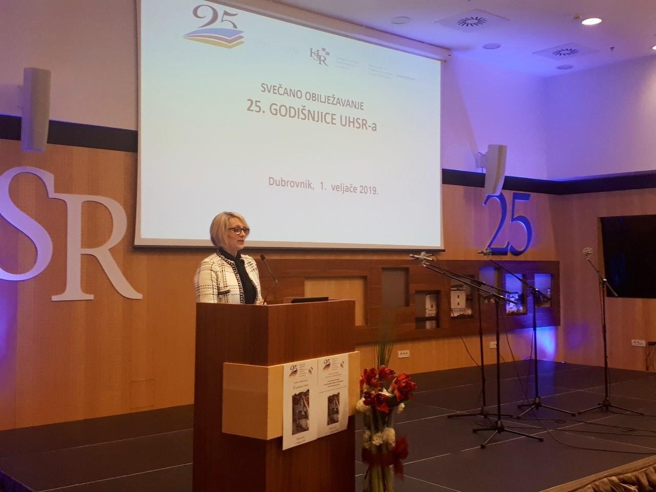 Stručnim skupom obilježen 25. rođendan Udruge hrvatskih srednjoškolskih ravnatelja