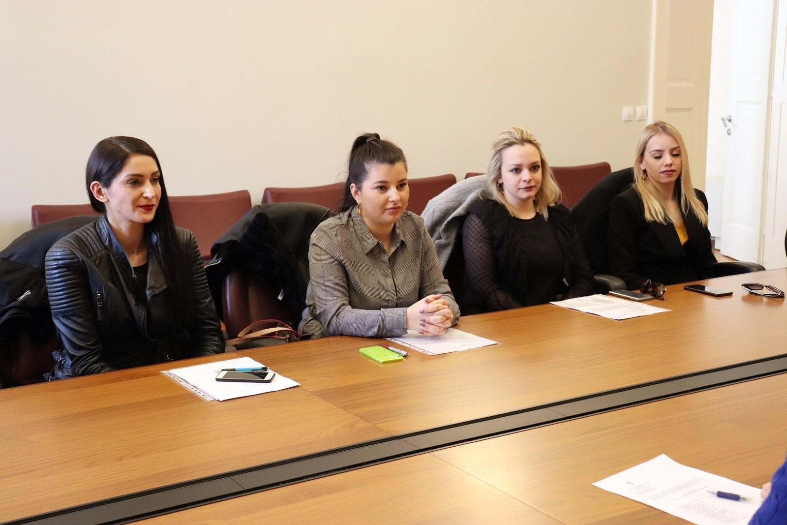 Održana konstituirajuća sjednica Savjeta mladih Grada Dubrovnika, Tea Lenz izabrana za predsjednicu