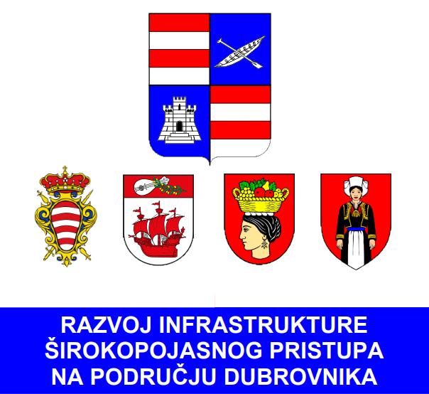 Ponavljanje drugog postupka javne rasprave za projekt Razvoja infrastrukture širokopojasnog pristupa na području Dubrovnika