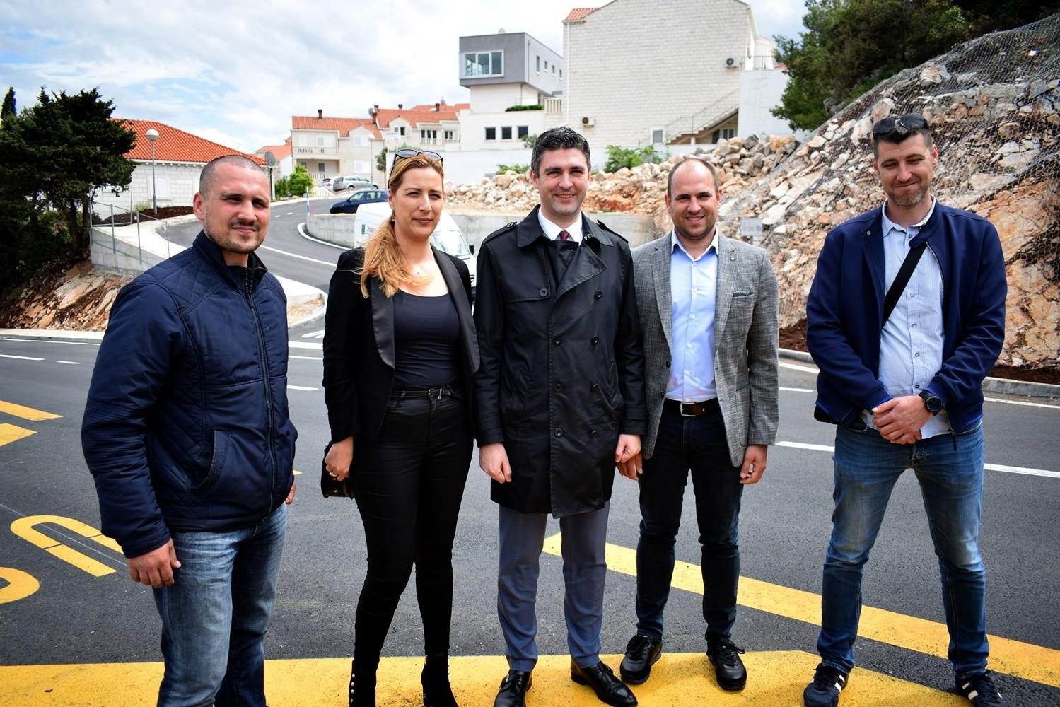 Mostarska ulica obnovljena, raskrižje sigurnije za prometovanje
