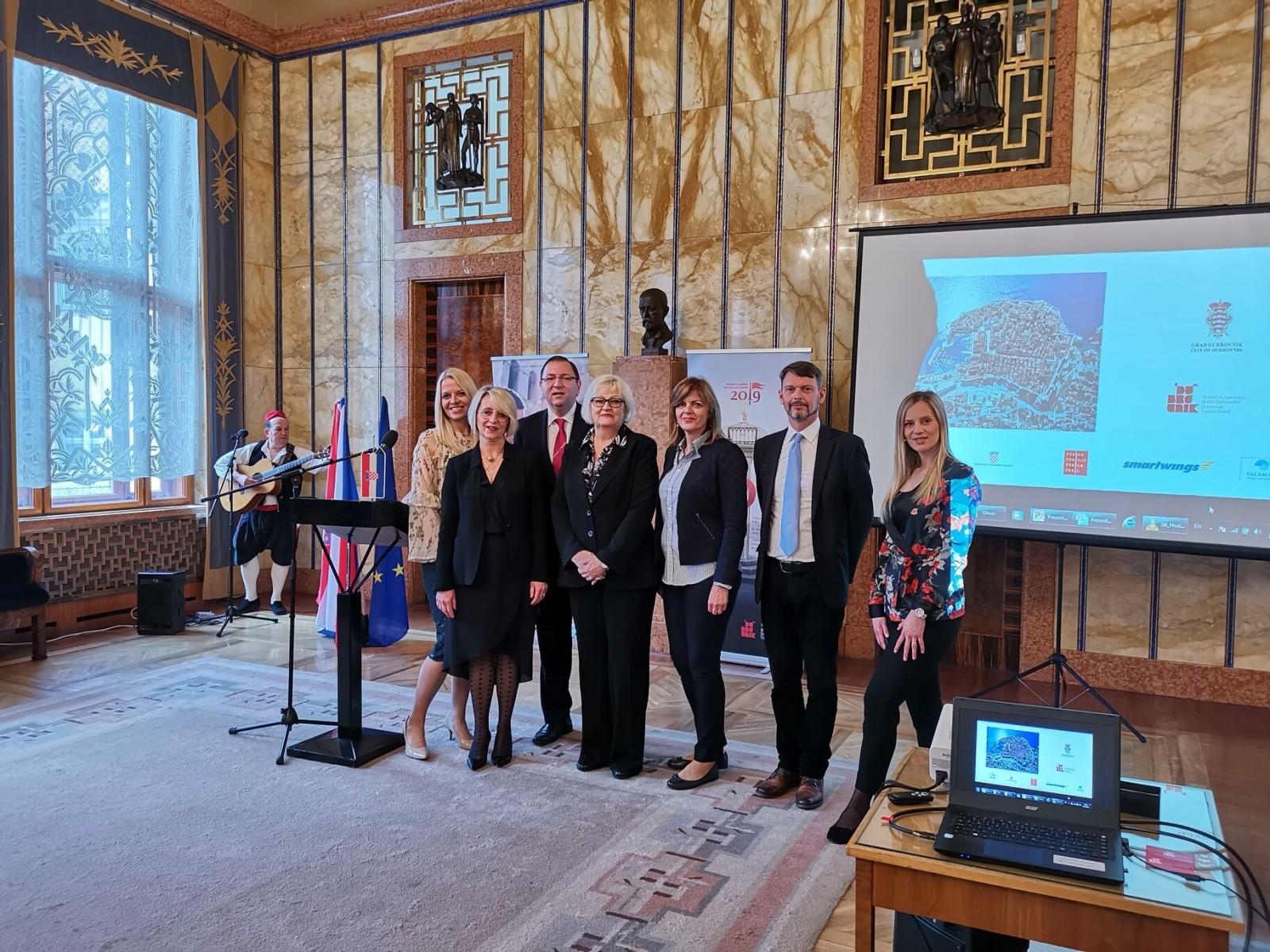 Dubrovnik i Orlandova godina predstavljeni u Pragu