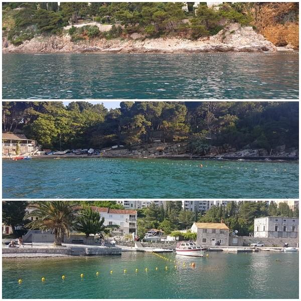 Postavljaju se plutajuće zaštitne ograde na dubrovačkim plažama