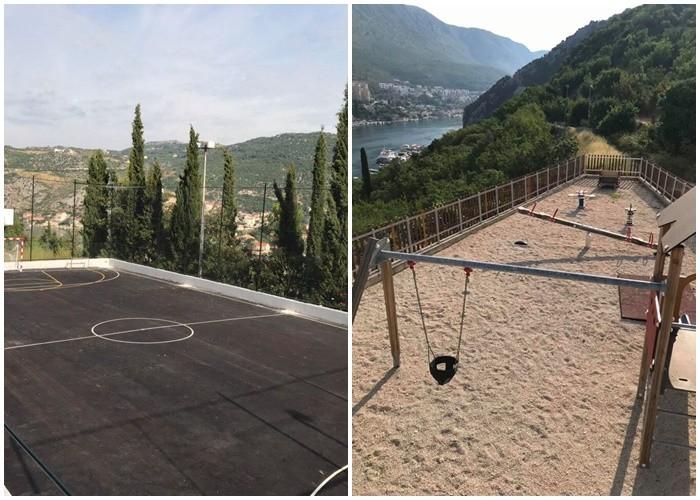 Obnovljen sportski teren i dječje igralište u Sustjepanu