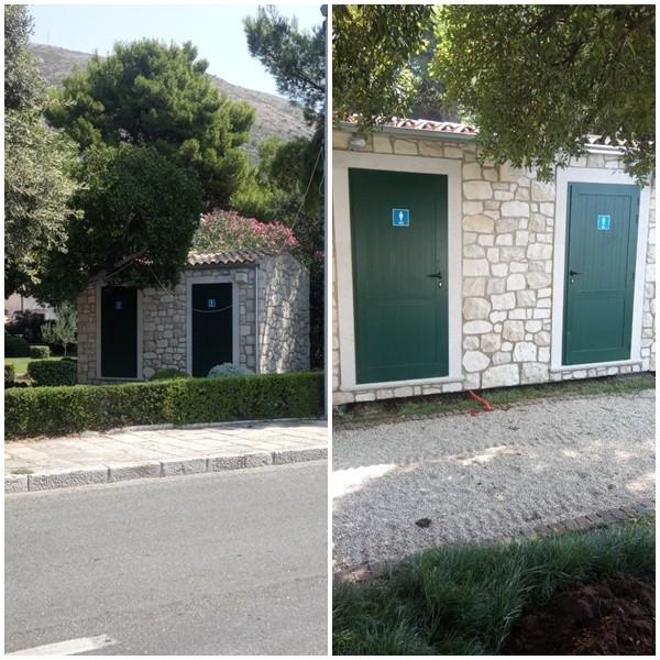 U Gružu otvoren javni WC
