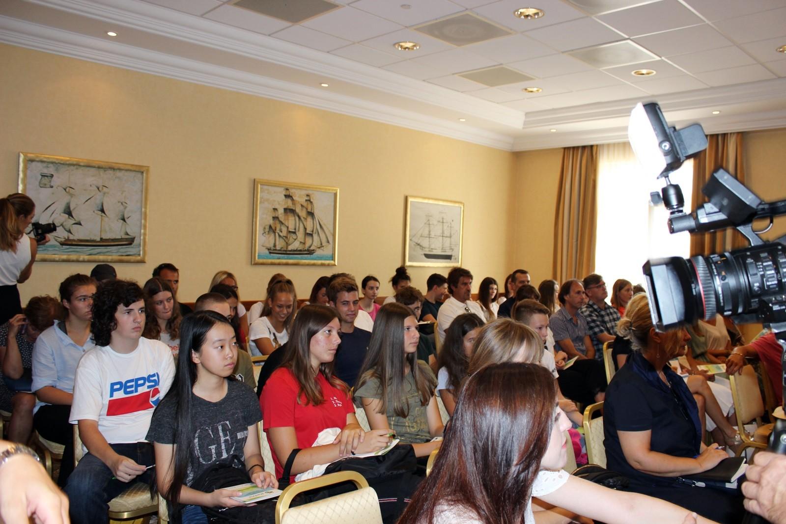 REDU Održano predavanje o gospodarenju otpadom u kruzing turizmu