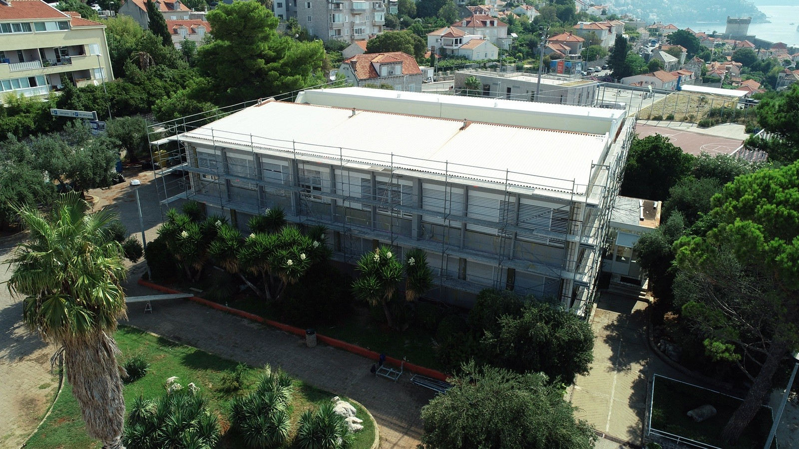 Dodatna sredstva odobrena i za obnovu OŠ Marina Držića, iz vanproračunskih izvora pokriveno 70 posto investicije
