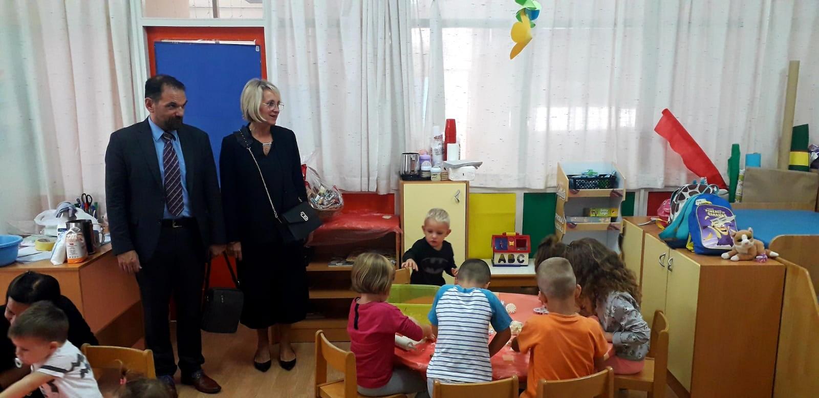 Grad ZA djecu – subota u dječjem vrtiću Pčelica