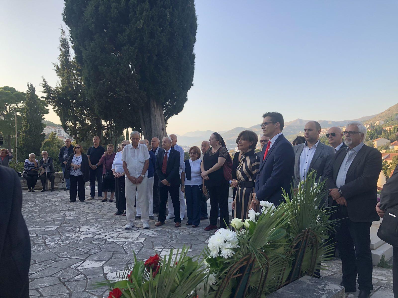 Obilježena 75. obljetnica oslobođenja Dubrovnika od fašističkih okupatora u II. svjetskom ratu
