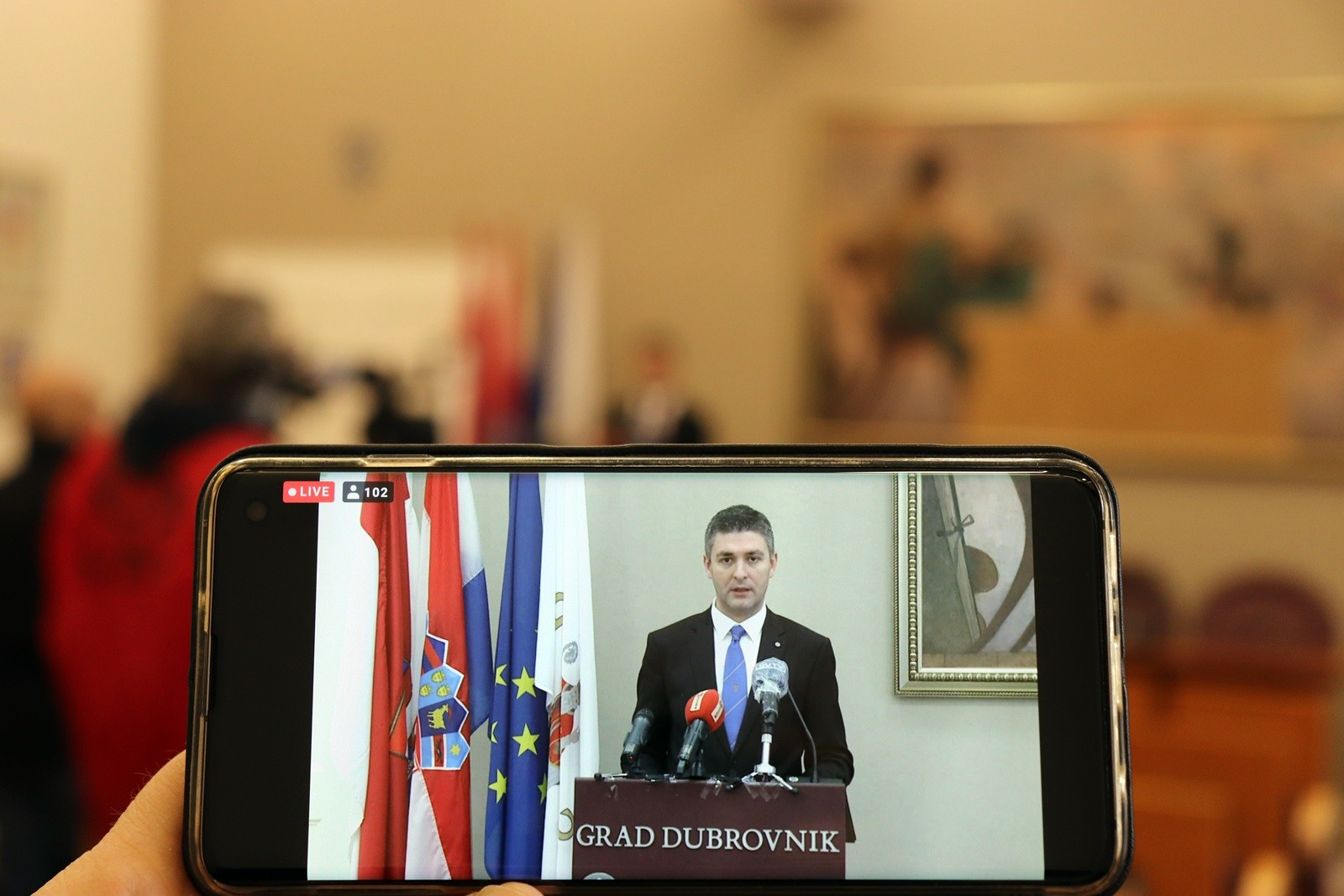 Gradonačelnik predstavio paket mjera za pomoć pri prevladavanju krize