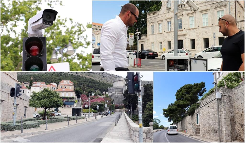 Implementirana oprema za uspostavu zone zagušenja prometa