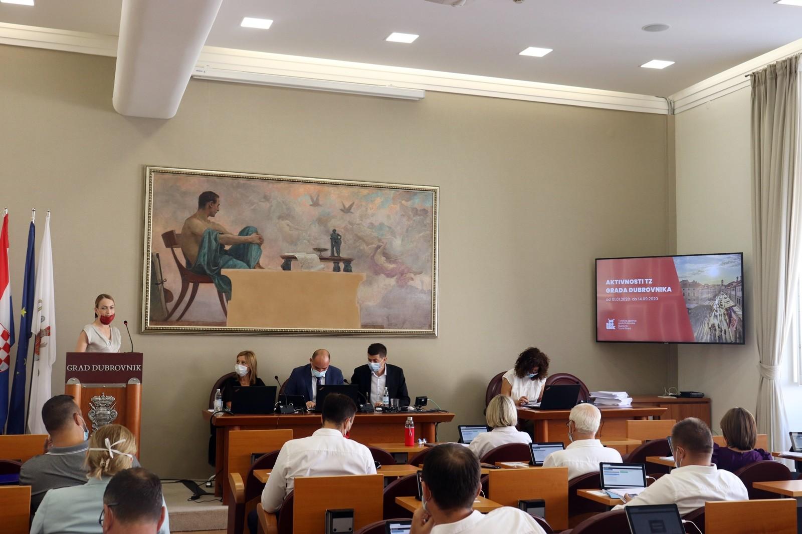 32. sjednica Gradskog vijeća  Grada  Dubrovnika (PRIJENOS UŽIVO)