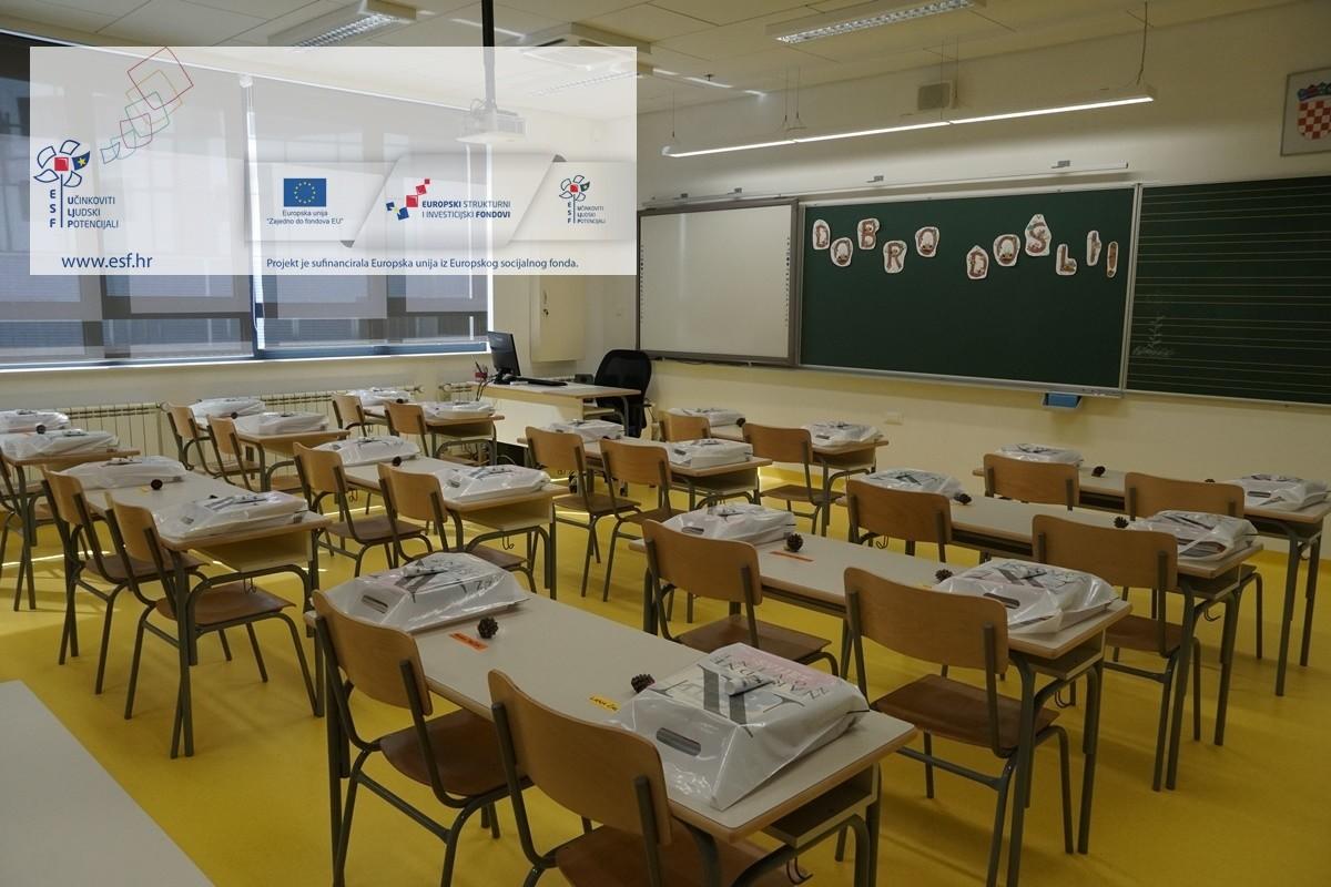 Zaposleno 38 pomoćnika u nastavi za rad s učenicima s teškoćama u razvoju