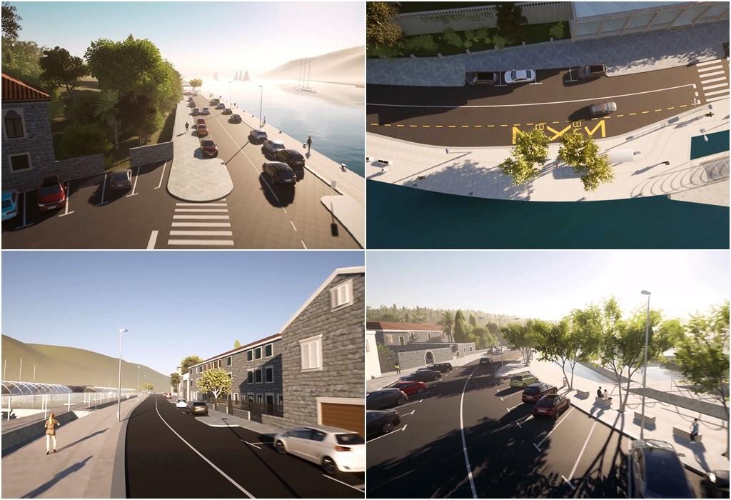 Objavljena javna nabava za izvođenje radova rekonstrukcije i proširenja Lapadske obale
