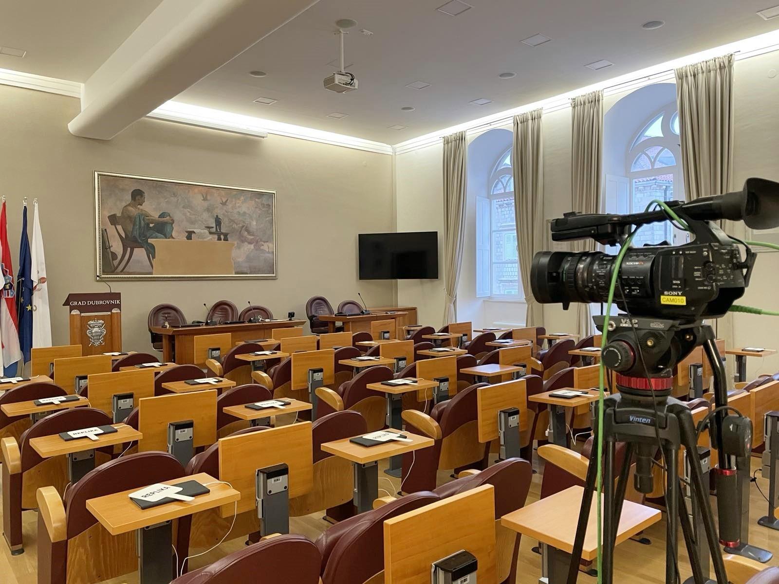 36. sjednica Gradskog vijeća Grada Dubrovnika (UŽIVO)