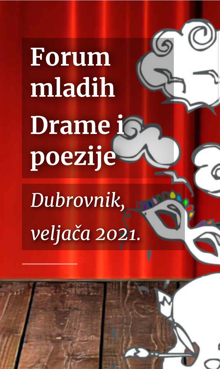 Virtualna radionica Foruma mladih